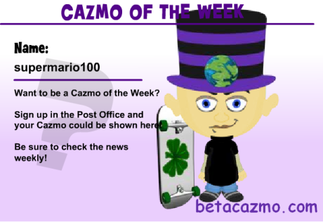 cazmo-of-the-week-23