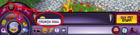 crunch-ball